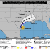 'Life-threatening' floods possible: Texas braces for up to 2 feet of rain ahead of Tropical Storm Nicholas