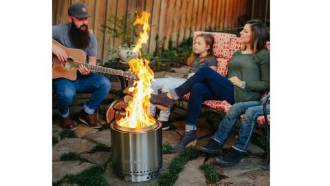 Solo Stove's fire pits are a fall essential — and they're finally on sale